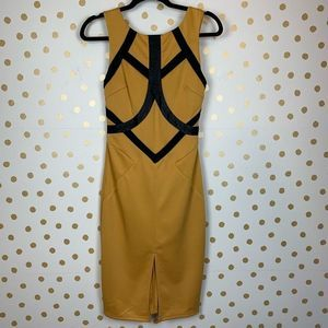 Mustard Seed Body Con Dress Size S